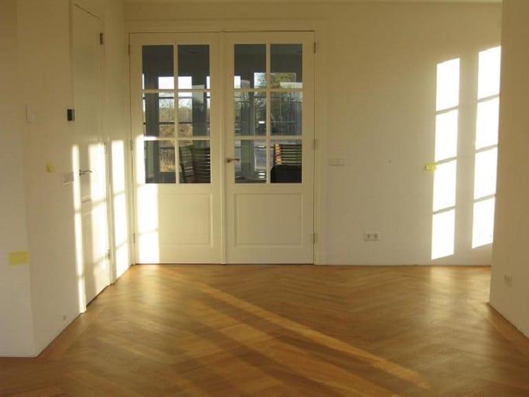 Zorg goed voor uw houten vloer!