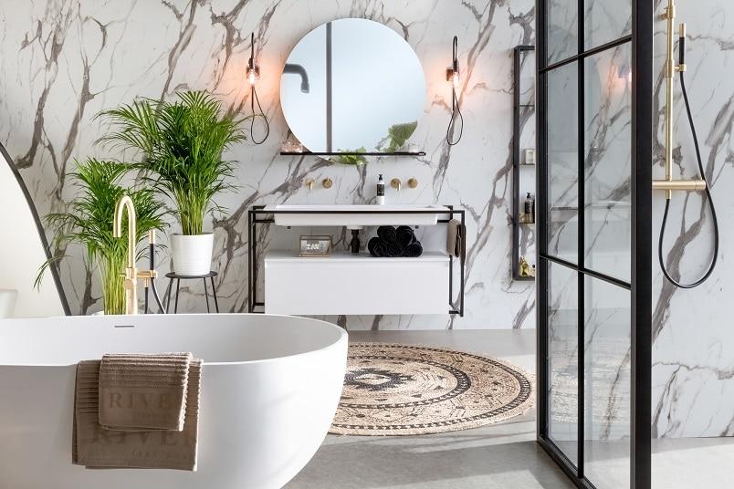 Voor elke badkamer een passend bad