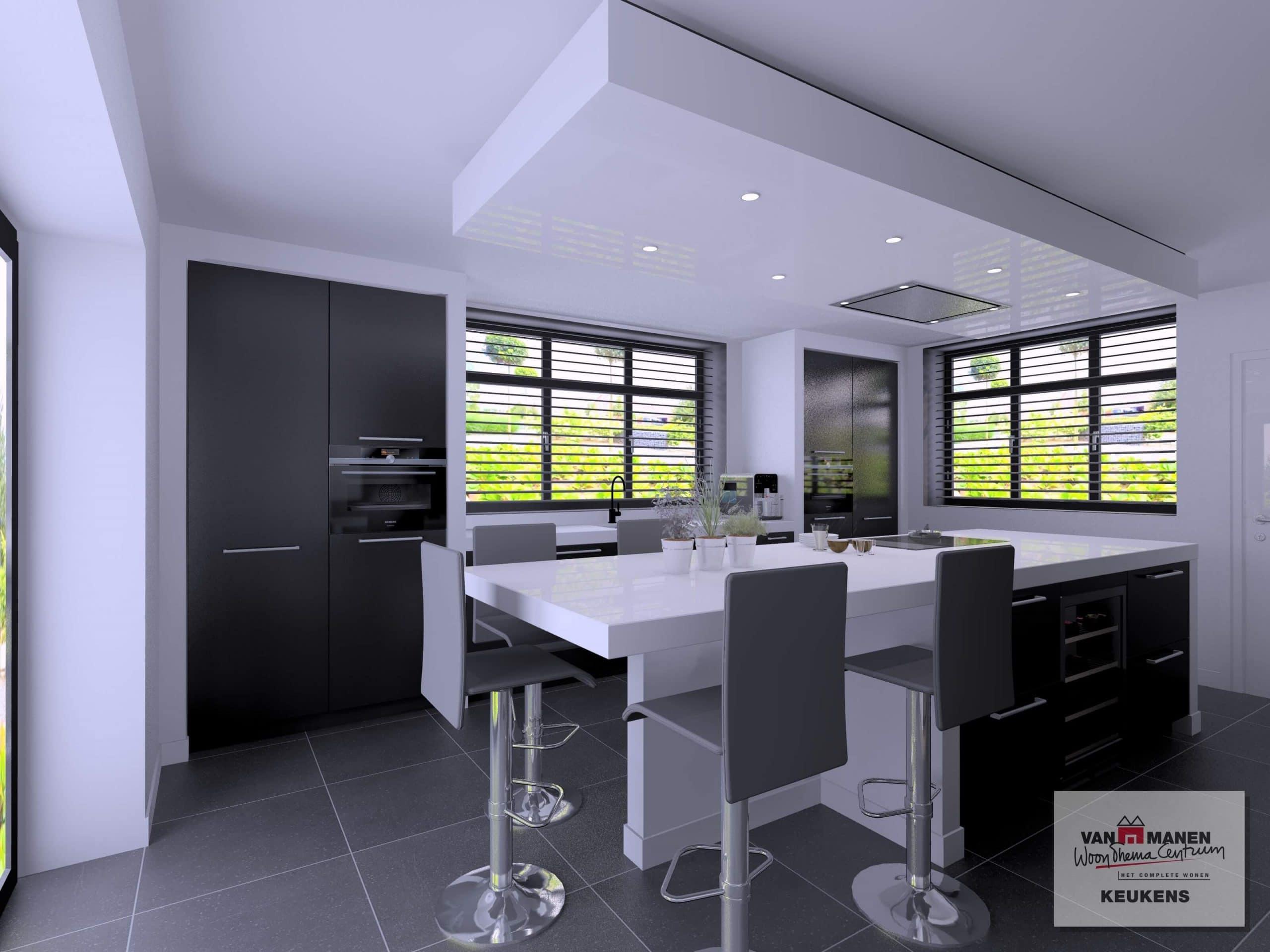 Virtueel kijkje in de keuken