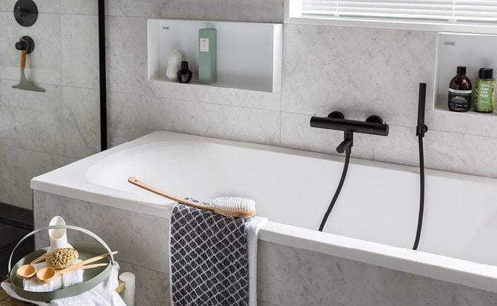 Badkamer inrichten met Van Manen